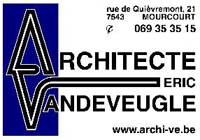 Architecte VANDEVEUGLE Eric MOURCOURT