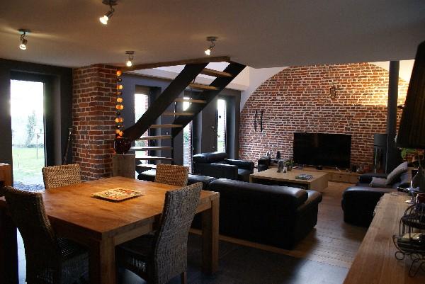 Rénovation d'une habitation à Moucourt