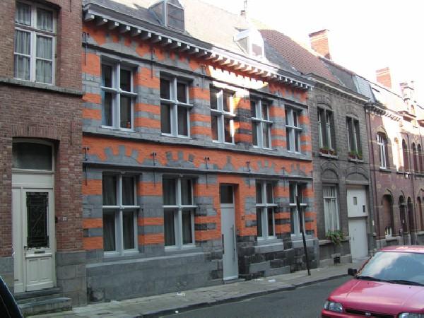 Transformation et restauration d'un immeuble classé en appartements